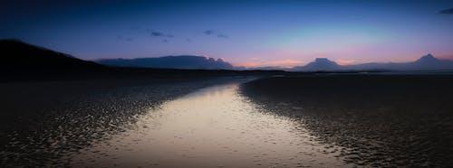 Foto d'estoc gratuïta de capvespre, paisatge marítim, wirral