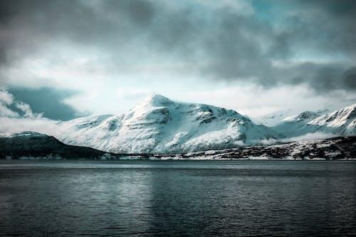 Gratis lagerfoto af bjerg, forkølelse, frossen