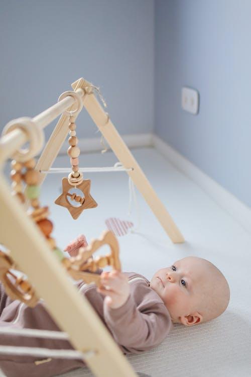 Gratis lagerfoto af afslapning, baby, babyhood