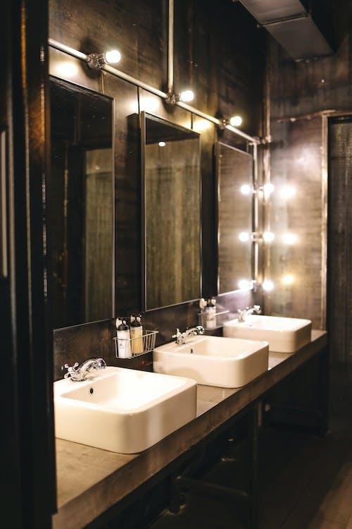 下沉, 室內, 室內設計, 房間 的 免費圖庫相片
