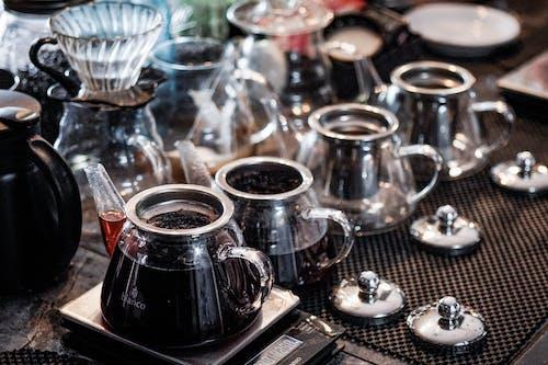 Free stock photo of black coffee, black tea, brewed coffee