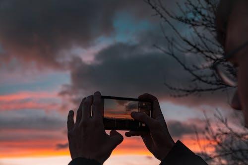 Photos gratuites de aube, coucher de soleil, coucher du soleil, crépuscule