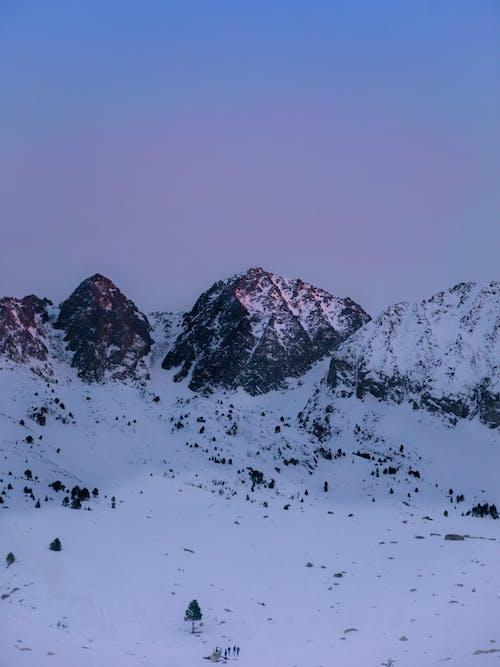 Základová fotografie zdarma na téma hora, krajina, led, mráz