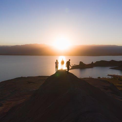 Fotobanka sbezplatnými fotkami na tému jazero, krajina, malebný, more