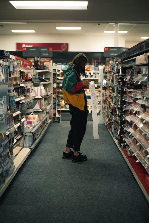 Základová fotografie zdarma na téma firma, nakupování, obchod, ulička