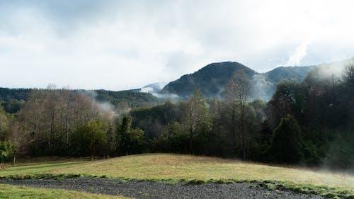 Gratis stockfoto met adembenemend, atmosfeer, berg, bewolking