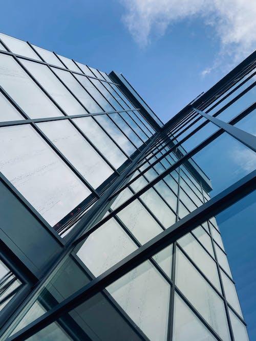 Fotos de stock gratuitas de arquitectura, artículos de cristal, artículos de vidrio, edificio