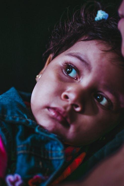 Free stock photo of baby, baby girl, backlight