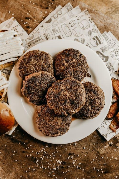 Imagine de stoc gratuită din carne, chiftelele, delicios, gustos