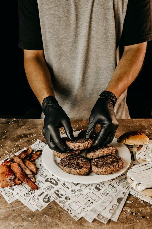 Imagine de stoc gratuită din carne de vită, chiftelele, delicios, gustos