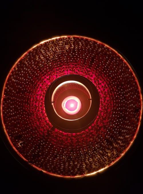 粉紅色, 紅色, 蠟燭, 辐射的 的 免费素材图片