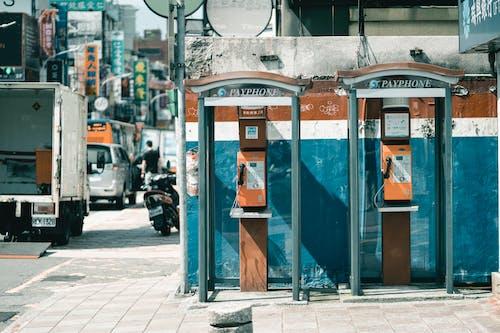 亭, 公共, 商業, 城市 的 免費圖庫相片