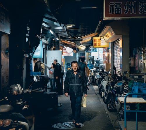 交通系統, 人, 咖啡磨豆機, 城市 的 免費圖庫相片