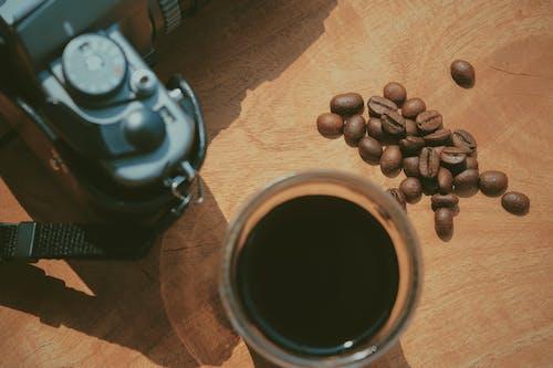 Free stock photo of baverage, black coffee, brewed coffee, caffeine