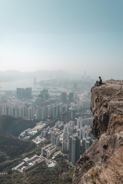 Foto profissional grátis de Ásia, aventura, caminhada, cidade