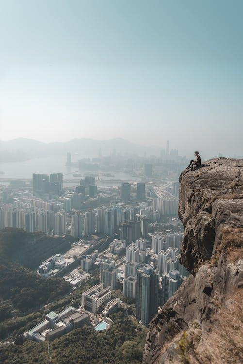 Fotos de stock gratuitas de acantilados, Asia, aventura