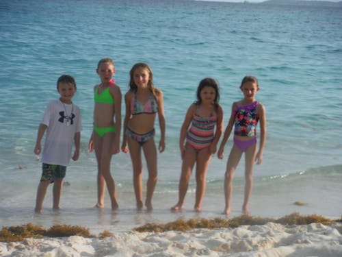 Free stock photo of on the beach, white sand