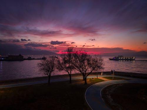 Kostenloses Stock Foto zu abend, adriatisches meer, atemberaubend, ausgezeichnet