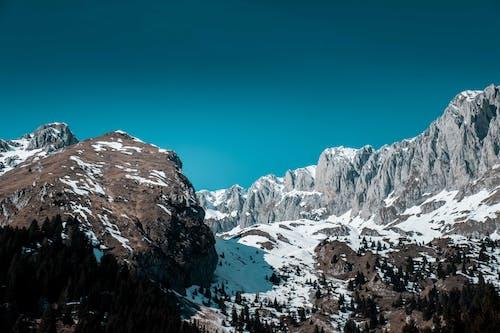 Základová fotografie zdarma na téma hora, malebný, nadmořská výška, příroda