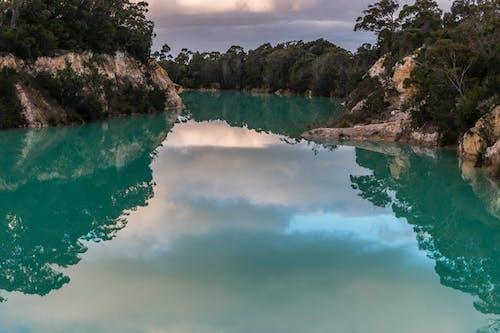 Free stock photo of australia, blue lake, north east Tasmania