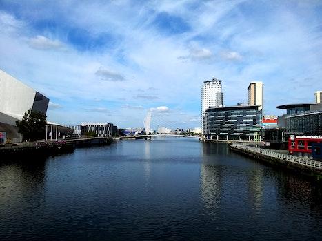 Free stock photo of landscape, sky, water, skyline