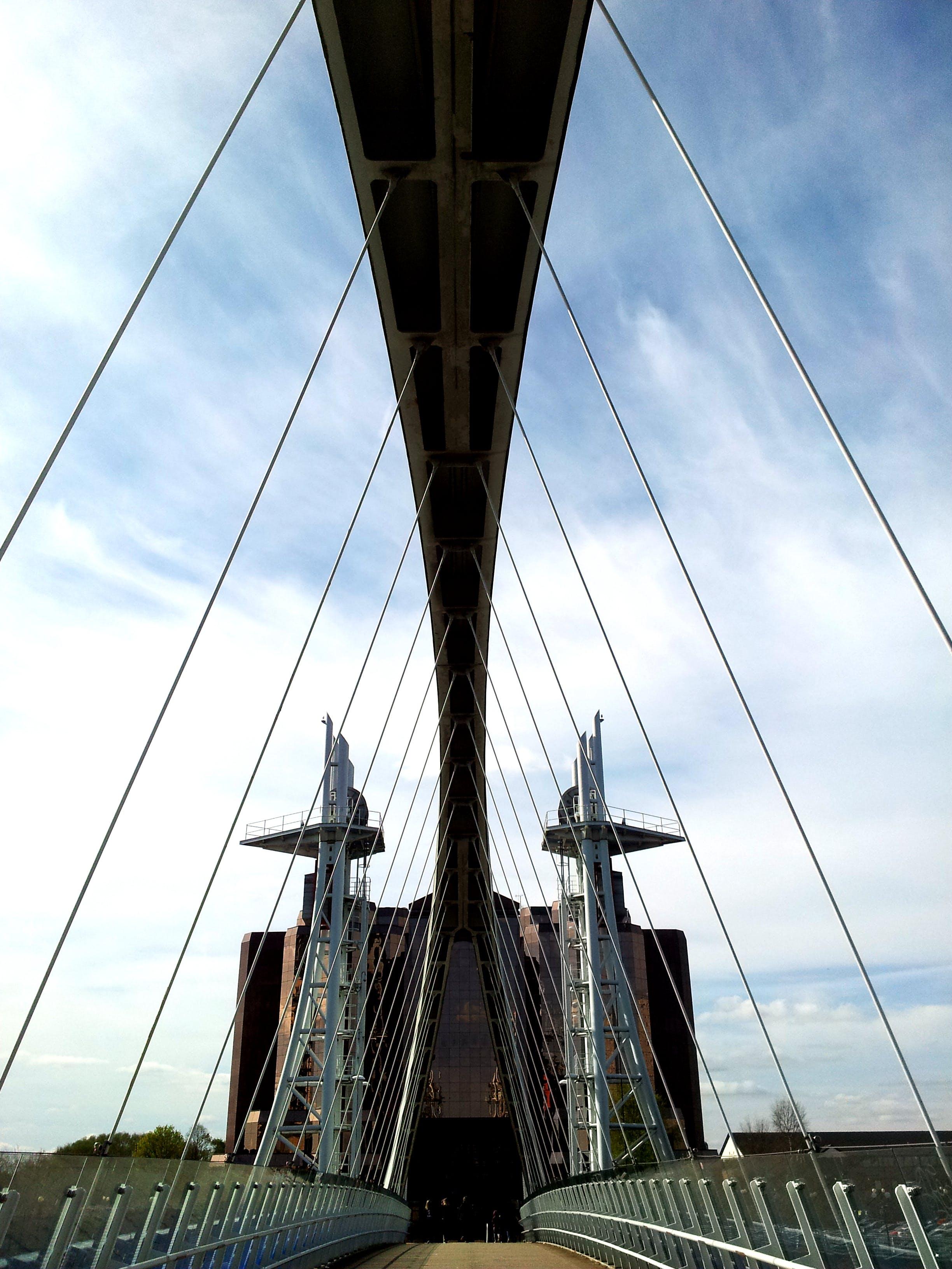 Brown and Gray Bridge