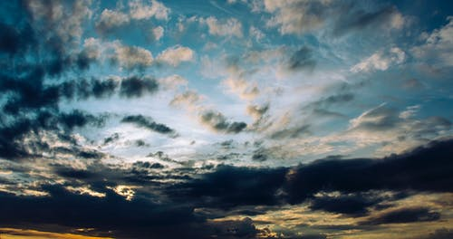 Photography of Cirrus Clouds
