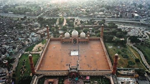 Foto profissional grátis de jama masjid, mesquita, mundo