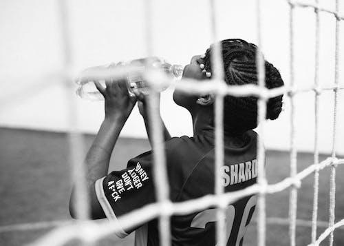 Afrikalı Amerikalı, Afro, ağ, aktivite içeren Ücretsiz stok fotoğraf