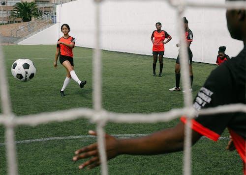 Imagine de stoc gratuită din acțiune, activ, antrenament, atleți