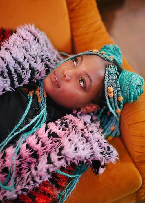 겨울, 니트웨어, 다채로운, 디자인의 무료 스톡 사진