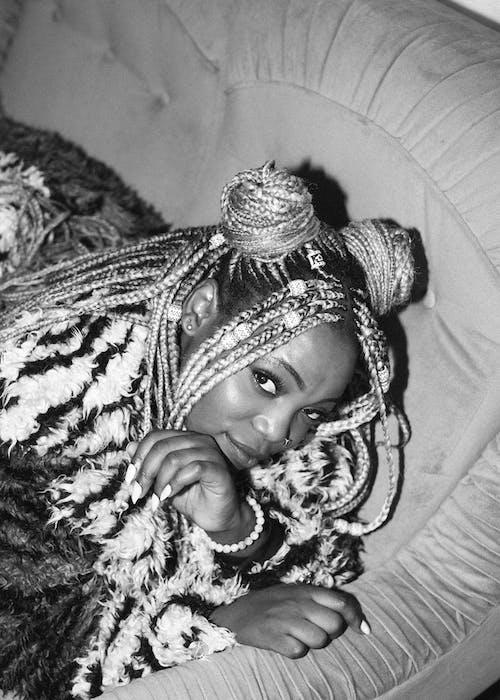 Základová fotografie zdarma na téma černobílá, černobílý, krásný, na výšku