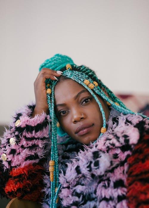 겨울, 색깔, 색상, 소녀의 무료 스톡 사진