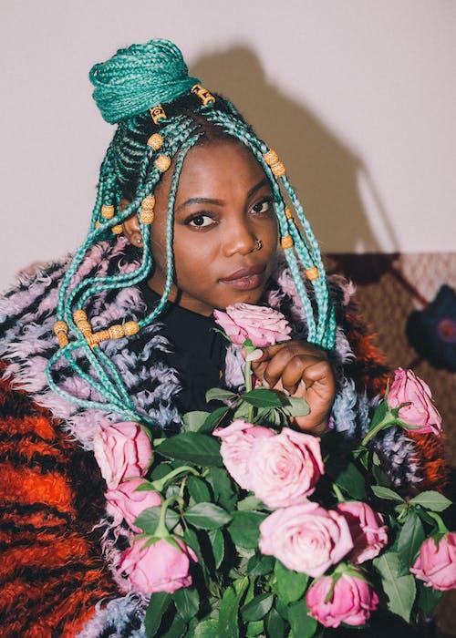 Fotobanka sbezplatnými fotkami na tému Afroameričanka, černoška, krásna, krásny