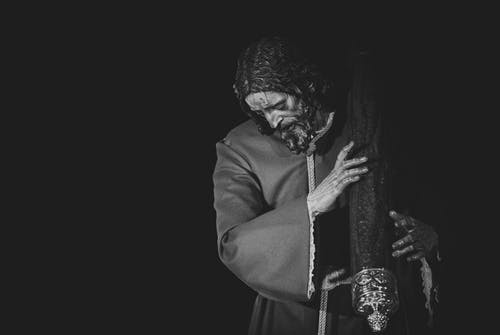 Free stock photo of black-and-white, catholicism, christian, christianity