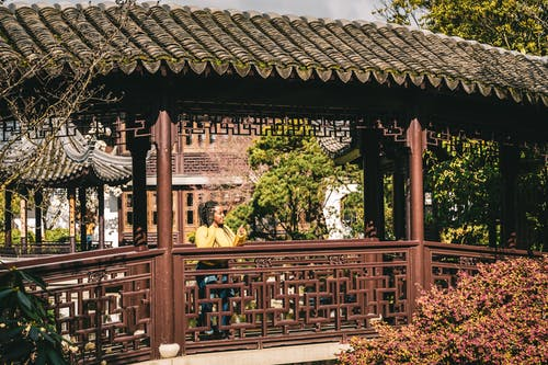 Free stock photo of bridge, Chinese, chinese architecture, chinese garden