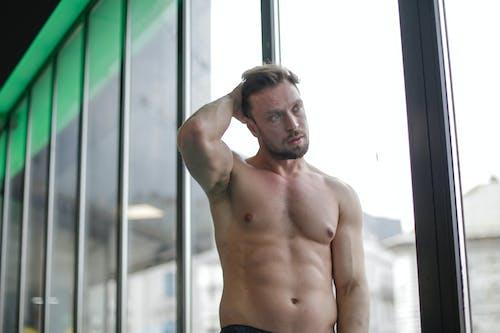人, 半裸, 好看, 帥氣 的 免費圖庫相片