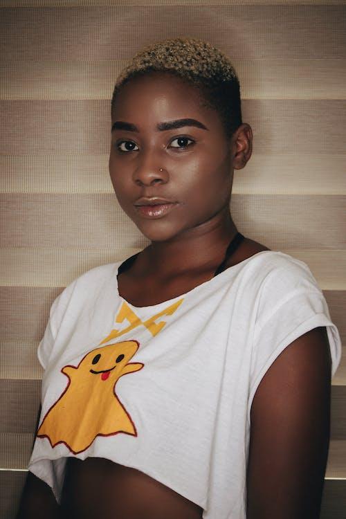 Бесплатное стоковое фото с 20-25 лет женщина, африканцы, афро-американка, дама