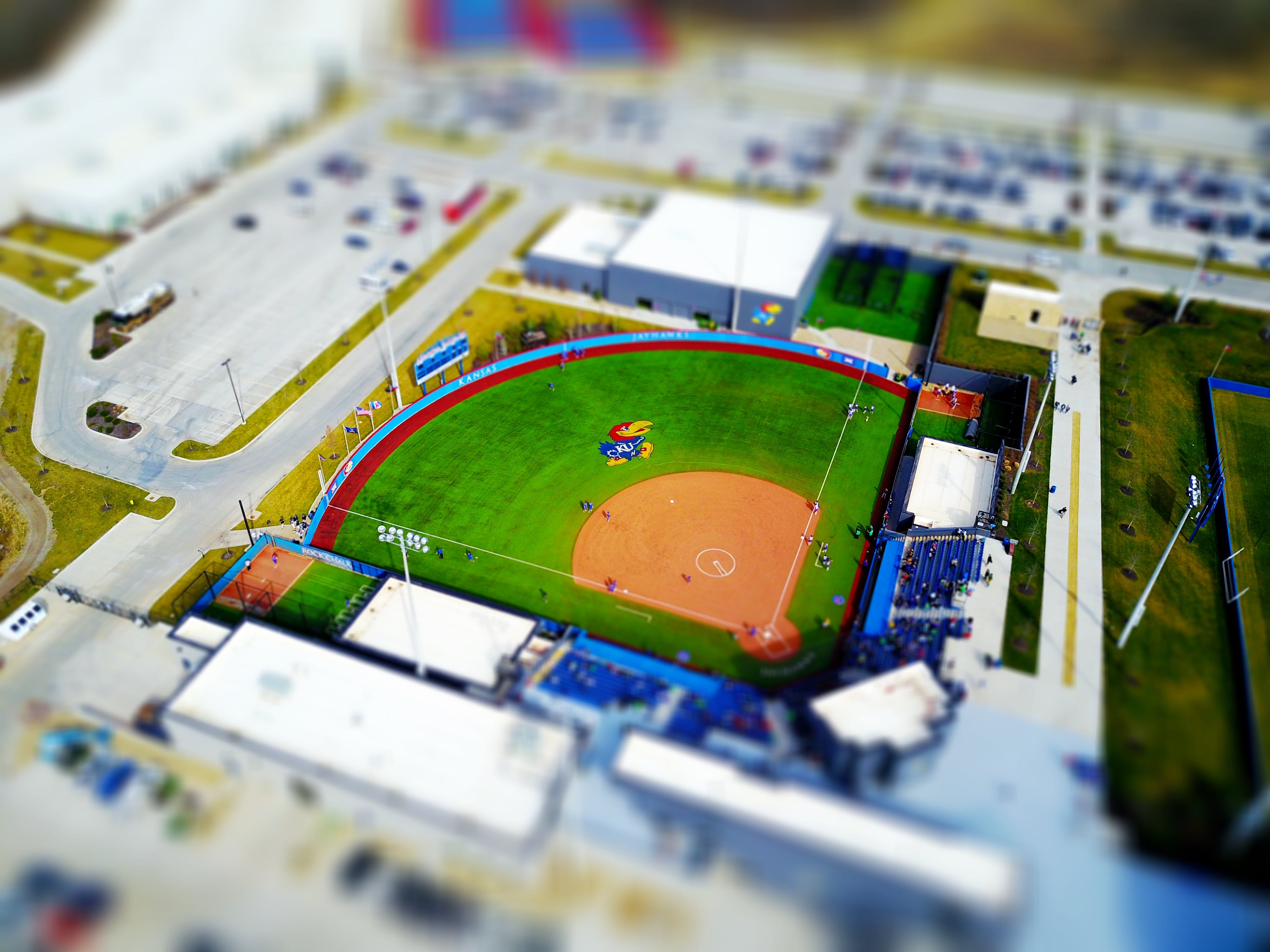 Baseball Stadium Miniature