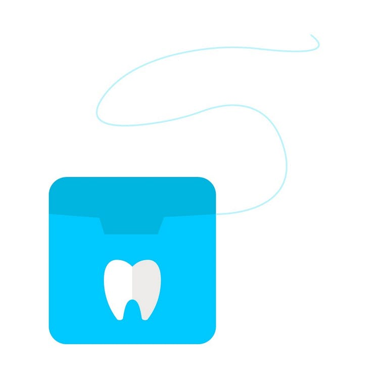 dental, dental floss, dental health
