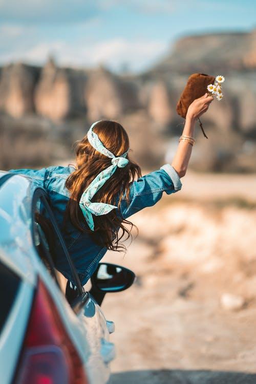 Základová fotografie zdarma na téma bezstarostný, cappadocia, cestování, denní