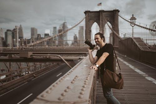 Ingyenes stockfotó belváros, brooklyn, Brooklyn híd, Egyesült Államok témában