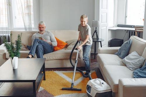 Immagine gratuita di appartamento, casa, mobilia, pulizia