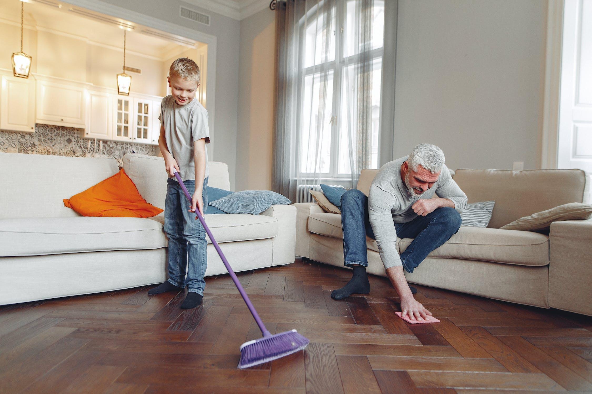 4 Vital Spring Home Care Tips