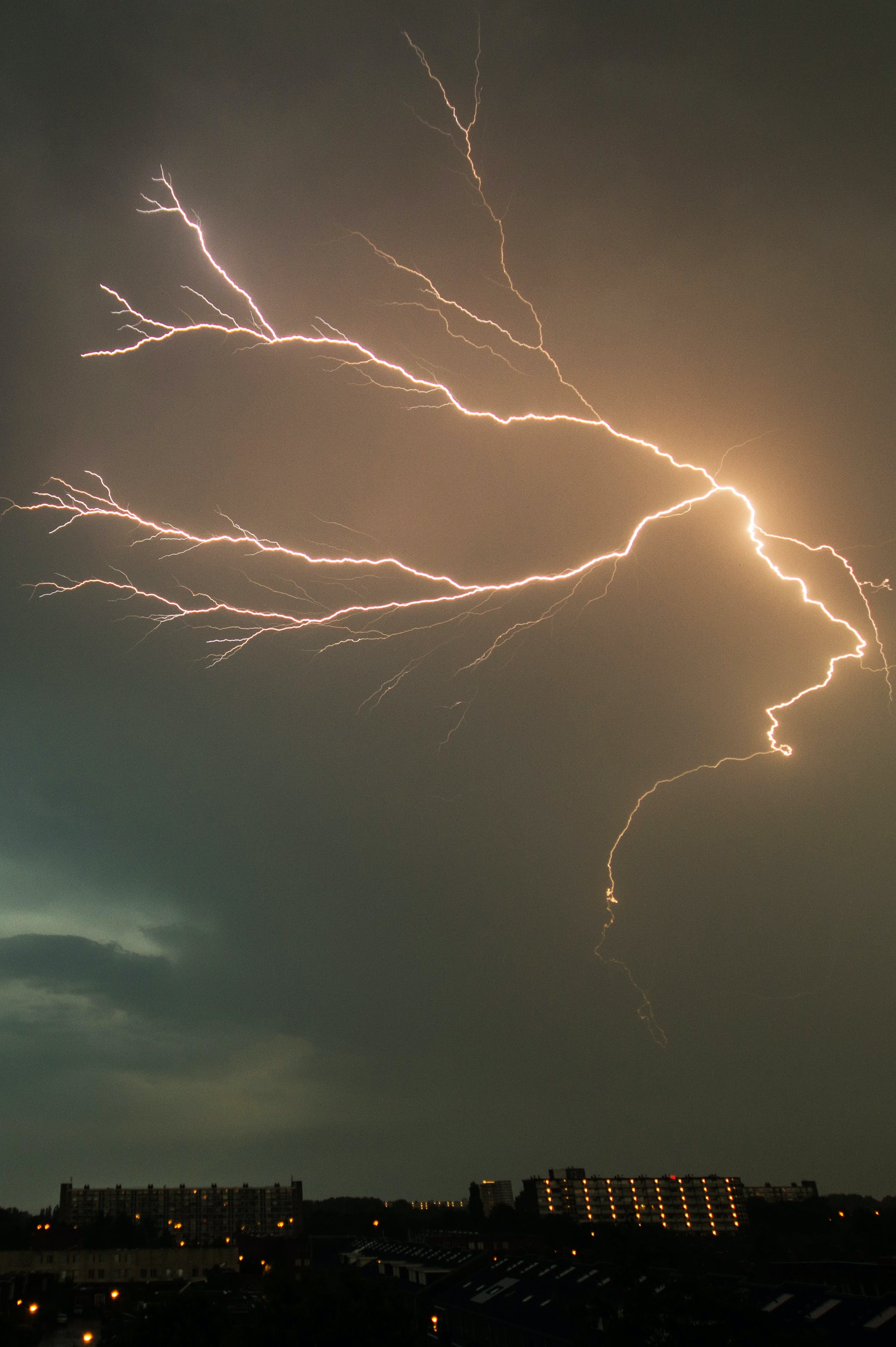 Free stock photo of nature, electricity, lovely, lightening