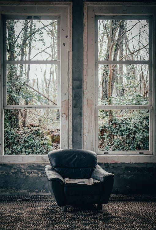 Photo Of Chair Near Windows