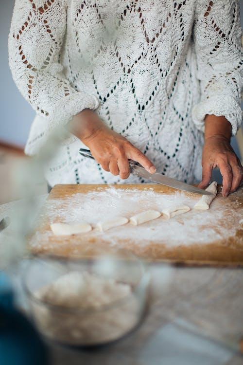 俄國餃子, 俄羅斯美食, 傳統食物 的 免費圖庫相片