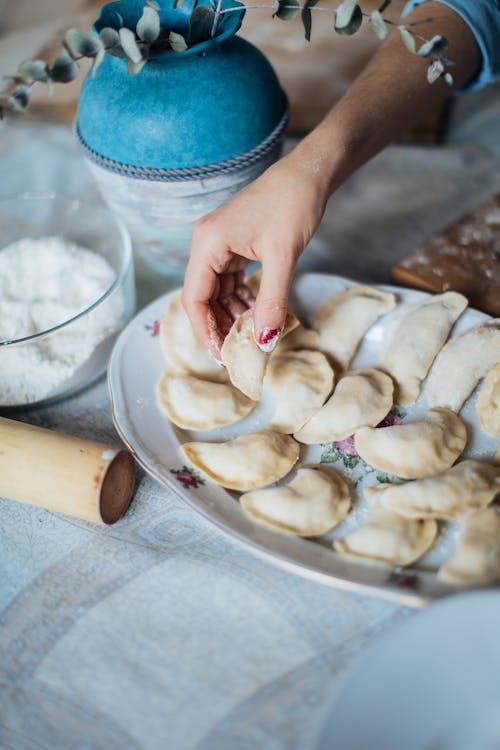 Gratis stockfoto met bakken, deeg, eigengemaakt, handgemaakt