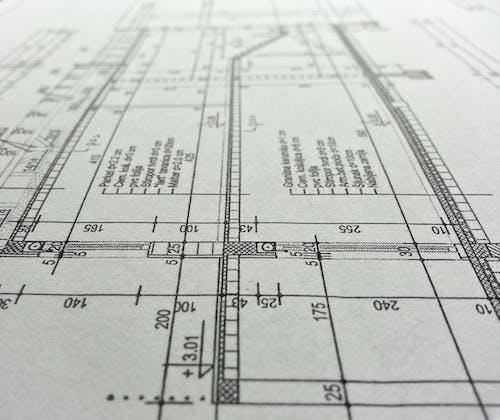 プロジェクト, 建築家, 数字, 白の無料の写真素材
