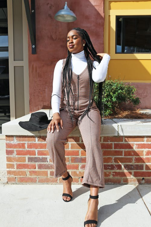 Kostenloses Stock Foto zu afroamerikaner-frau, attraktiv, farbige frau, fashion